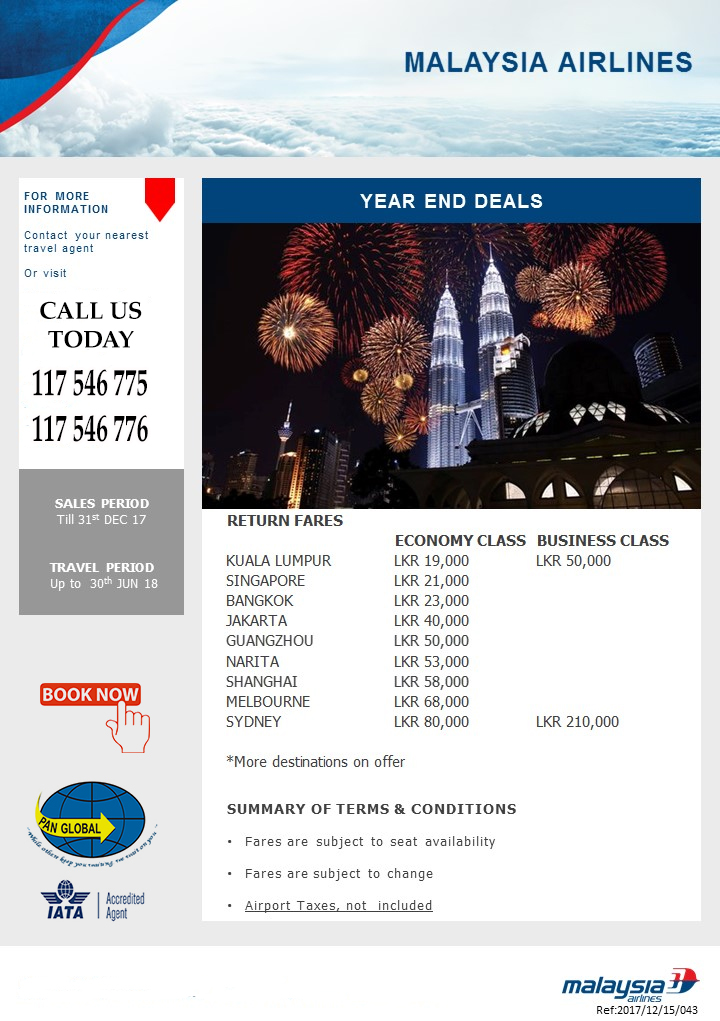 Iceland Travel Packages Malaysia
