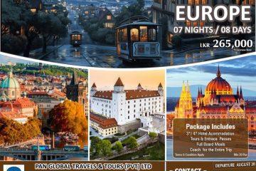 PRAGUS -