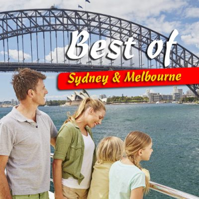 BEST OF SYDNEY & MELBOURNE