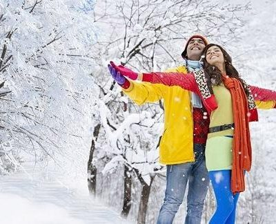 """ LET IT SNOW "" – SHIMLA TO MANALI –"