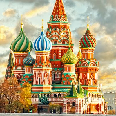 Russia 10 Days Package