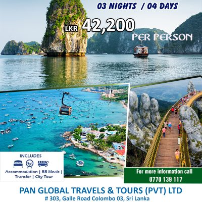 Vietnam 4 days package