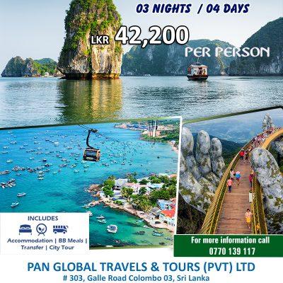 Vietnam 4 days package